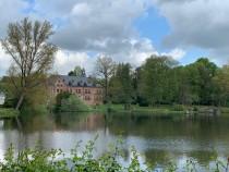 Muehlenteich von Sueden c.Schloss Reinbek
